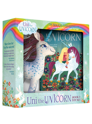 Uni the Unicorn Book and Toy Set Cover Image