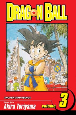 Dragon Ball, Vol. 03 cover image