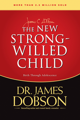 The New Strong-Willed Child Cover