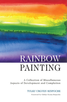 Rainbow Painting Cover