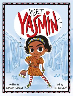Meet Yasmin! Cover Image