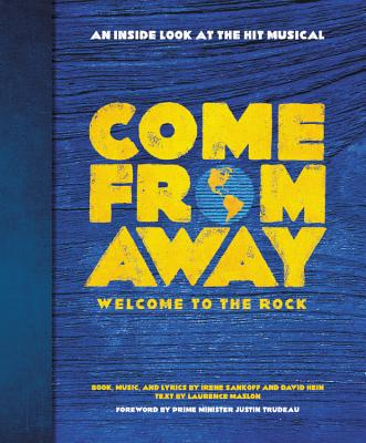Cover for Come From Away