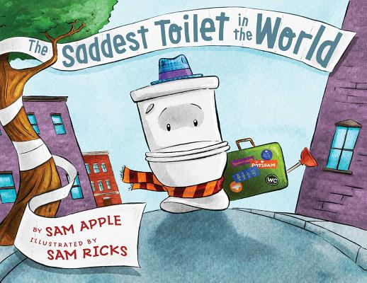 Cover for The Saddest Toilet in the World