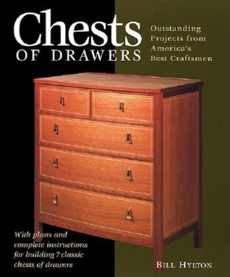 Chests of Drawers: Outstanding Prjs from America's Best Craftsmen Cover Image