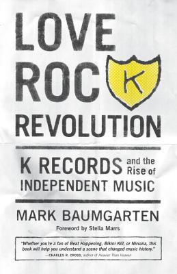 Love Rock Revolution Cover