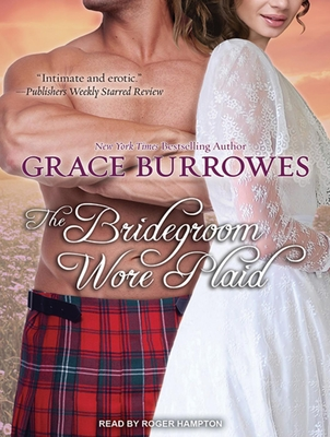 The Bridegroom Wore Plaid Cover Image