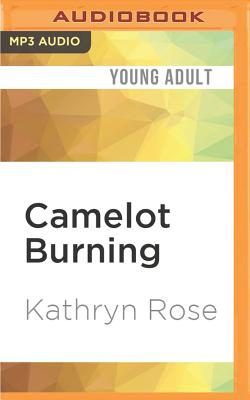 Camelot Burning: A Metal & Lace Novel Cover Image