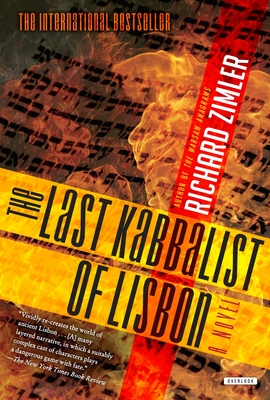The Last Kabbalist in Lisbon Cover