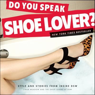 Do You Speak Shoe Lover? Cover