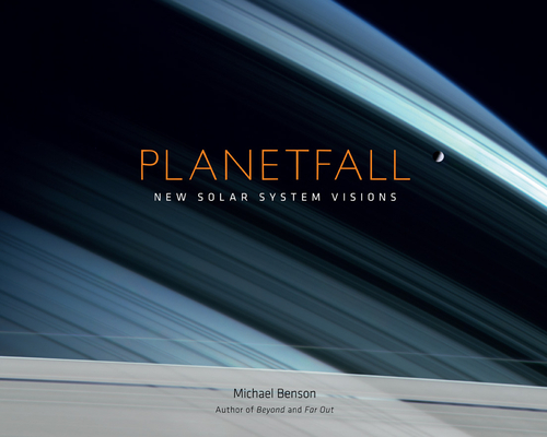 Planetfall: New Solar System Visions Cover Image