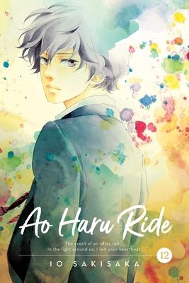 Ao Haru Ride, Vol. 12 Cover Image