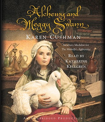 Alchemy and Meggy Swann Cover