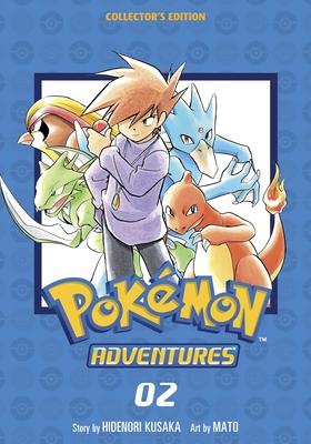 Pokémon Adventures Collector's Edition, Vol. 2 (Pokémon Adventures Collector's Edition #2) Cover Image