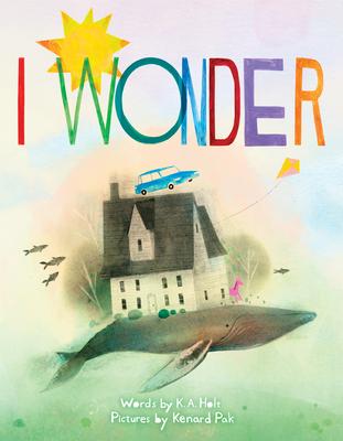 I Wonder Cover Image