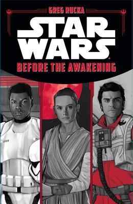 Star Wars The Force Awakens: Before the Awakening Cover Image
