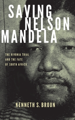 Saving Nelson Mandela Cover