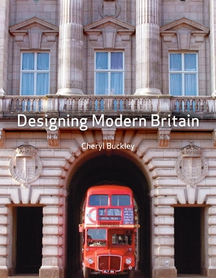 Cover for Designing Modern Britain