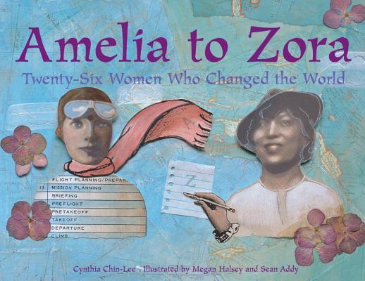 Amelia to Zora Cover