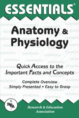 Anatomy and Physiology Essentials Cover Image