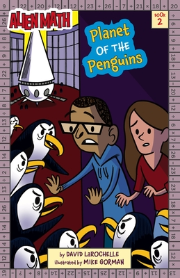 Planet of the Penguins (Alien Math Book 2), Volume 2 Cover Image