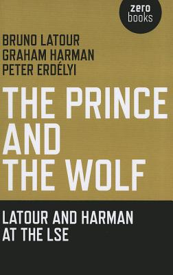 Cover for The Prince and the Wolf