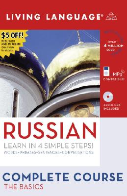 Complete Russian: The Basics [With Coursebook & Russian/English Dictionary] Cover Image