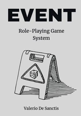 Event: A Minimalistic Role-Playing Game System (RPG) Cover Image