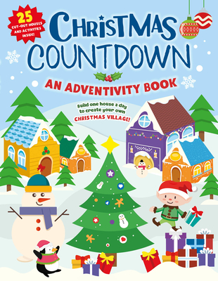 Christmas Countdown: And Adventivity Book Cover Image