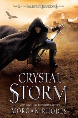 Crystal Storm: A Falling Kingdoms Novel Cover Image