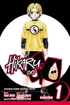 Hikaru No Go, Volume 1 Cover