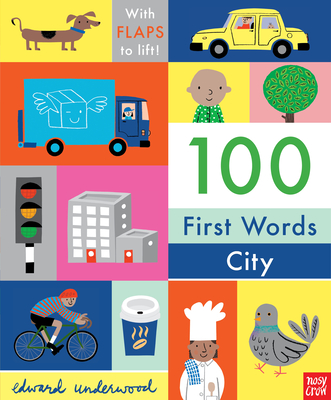 100 First Words: City Cover Image