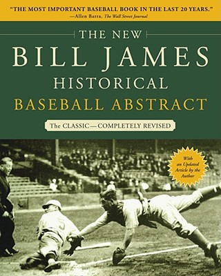 Cover for The New Bill James Historical Baseball Abstract