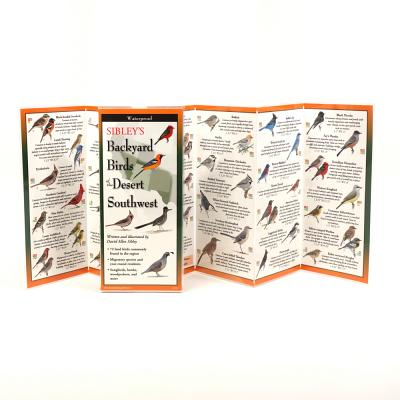 Sibley's Backyard Birds of the Desert Southwest Cover Image