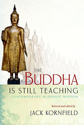 The Buddha Is Still Teaching Cover