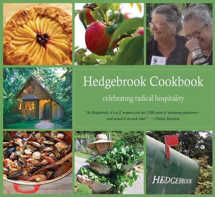 Hedgebrook Cookbook Cover