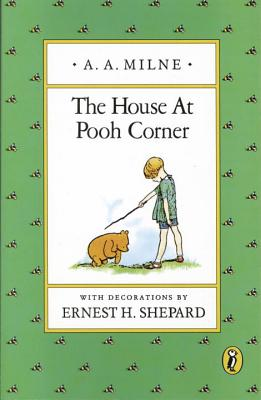 The House at Pooh Corner Cover