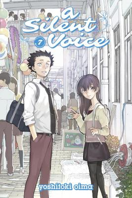 A Silent Voice 7 Cover Image