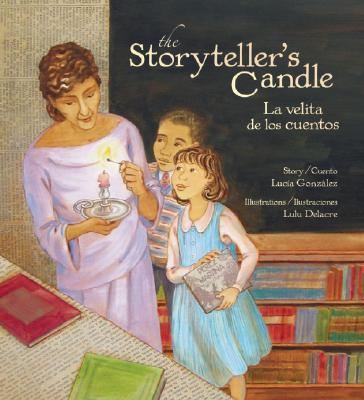 The Storyteller's Candle/La Velita de Los Cuentos Cover