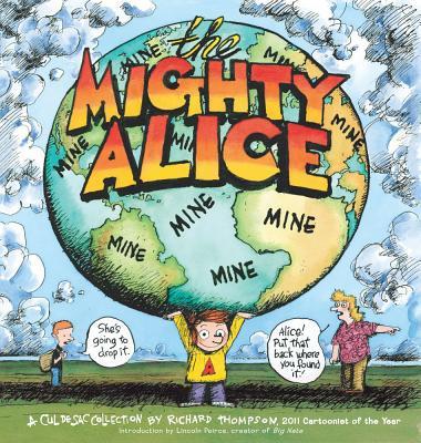 The Mighty Alice (Cul de Sac #5) Cover Image