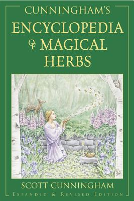 Encyclopedia of Magical Herbs (Llewellyn's Sourcebook Series) Cover Image