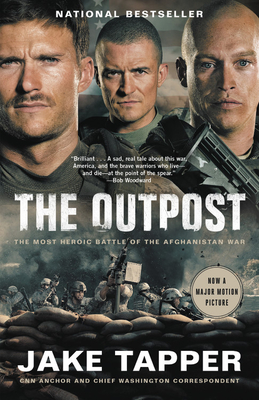 The Outpost: The Most Heroic Battle of the Afghanistan War Cover Image