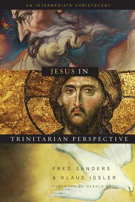 Jesus in Trinitarian Perspective Cover