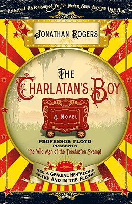 The Charlatan's Boy: A Novel Cover Image