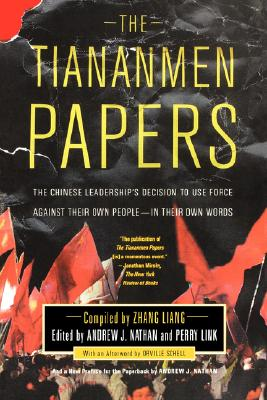 The Tiananmen Papers Cover