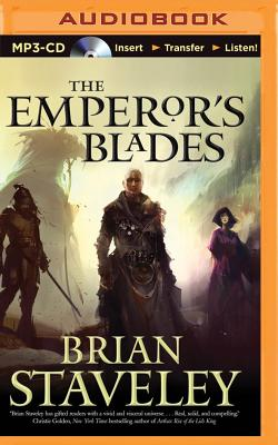 The Emperor's Blades Cover Image