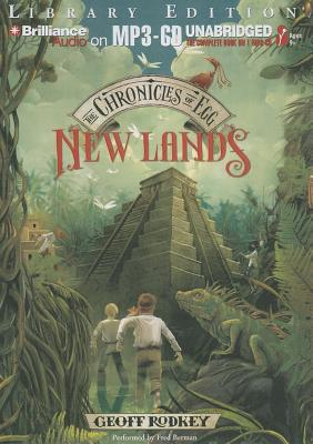 Cover for New Lands