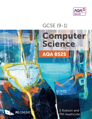 AQA GCSE Computer Science (9-1) 8525 Cover Image