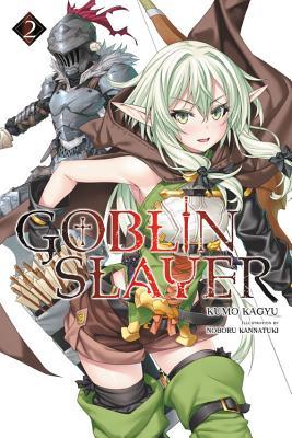Goblin Slayer, Volume 2 Cover
