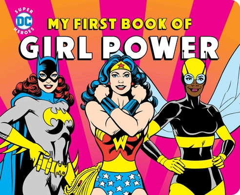 My First Book of Girl Power Cover Image
