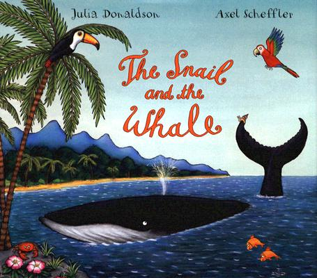 The Snail and the Whale Cover Image